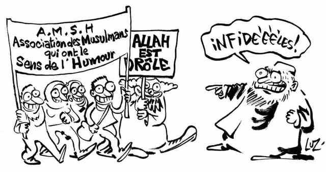 le topics des caricatures (attention ça peut choquer!) Charliehebdo